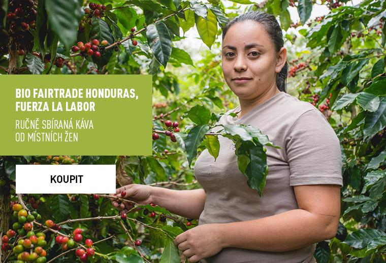 Fairtrade Bio Honduras Fuerza La Labor