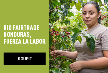Fairtrade Bio Honduras Fuerza La Labor